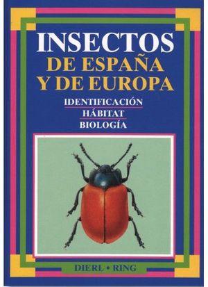 INSECTOS DE ESPAÑA Y DE EUROPA