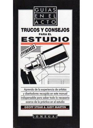 TRUCOS Y CONSEJOS PARA EL ESTUDIO