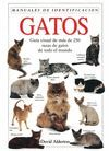 GATOS. MANUAL DE IDENTIFICACION
