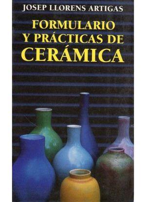 FORMULARIO Y PRACTICAS DE CERAMICA