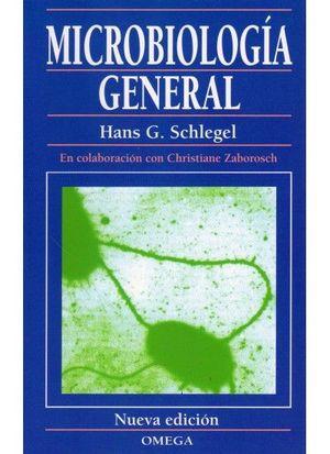 MICROBIOLOGIA GENERAL, N/ED.