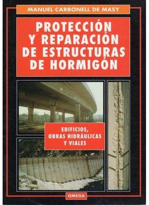PROTECCION Y REPAR. ESTRUCTURAS HORMIGON