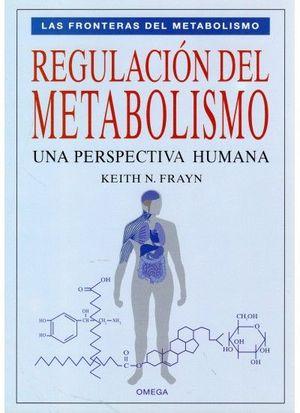 REGULACION DEL METABOLISMO