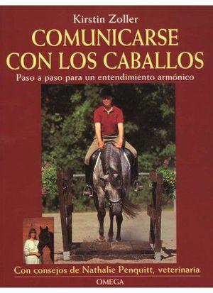 COMUNICARSE CON LOS CABALLOS
