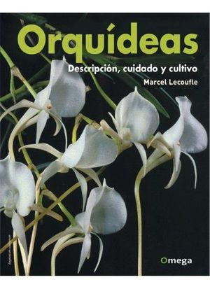 ORQUIDEAS.DESCRIPCION,CUIDADO Y CULTIVO