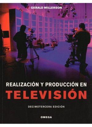 REALIZACION Y PRODUCCION TELEVISION
