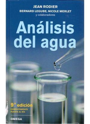 ANALISIS DEL AGUA 9. ED.