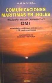 COMUNICACIONES MARITIMAS EN INGLES + CD