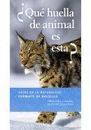¿QUE HUELLA DE ANIMAL ES ESTA?