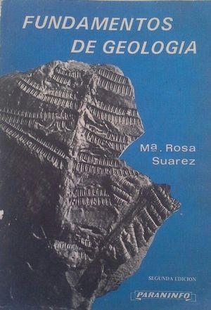 FUNDAMENTOS DE GEOLOGÍA