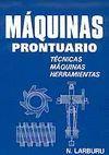 MÁQUINAS PRONTUARIO