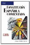 CONSTITUCION ESPAÑOLA COMENTADA  23ª EDICION ACTUA