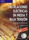 INSTALACIONES ELECTRICAS EN MEDIA Y BAJA TENSION