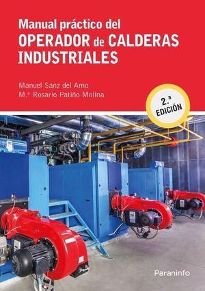 MANUAL PRÁCTICO DEL OPERADOR DE CALDERAS INDUSTRIALES