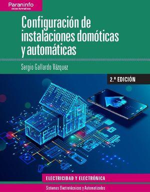CONFIGURACI�N DE INSTALACIONES DOM�TICAS Y AUTOM�TICAS. GRADO SUPERIOR. CICLOS F