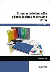 SISTEMAS DE INFORMACIÓN Y BASES DE DATOS EN CONSUMO