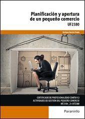 PLANIFICACION Y APERTURA DE PEQUEÑO COMERCIO