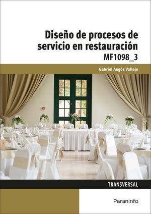 DISEÑO DE PROCESOS DE SERVICIO RESTAURACIÓN