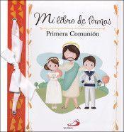 MI LIBRO DE FIRMAS. MI PRIMERA COMUNIÓN (NARANJA)