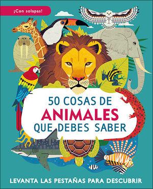 50 COSAS DE ANIMALES QUE DEBES SABER