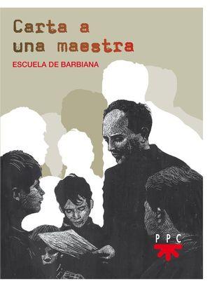 CARTA A UNA MAESTRA(ED.CONMEMORATIVA)