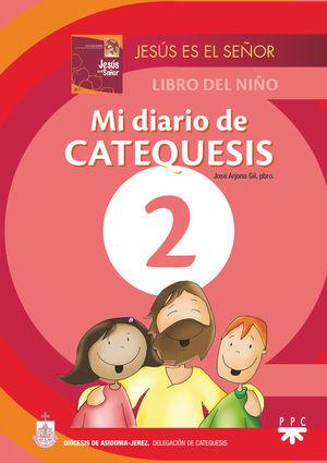 MI DIARIO DE CATEQUESIS. 2