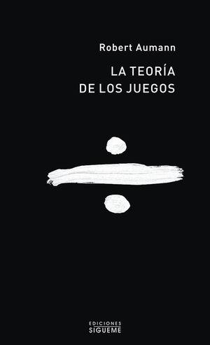 TEORIA DE LOS JUEGOS,LA