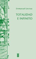 TOTALIDAD E INFINITO