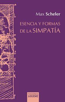 ESENCIA Y FORMAS DE LA SIMPATÍA