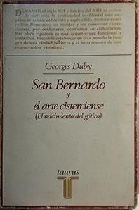 SAN BERNARDO Y EL ARTE CISTERCIENSE