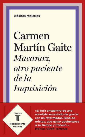 MACANAZ, OTRO PACIENTE DE LA INQUISICION