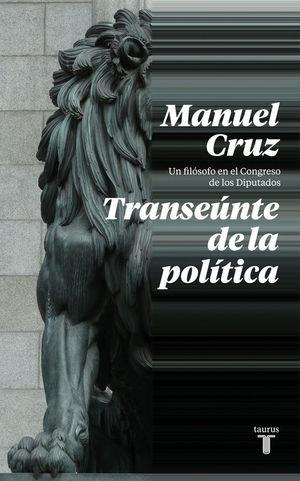TRANSEÚNTE DE LA POLITICA