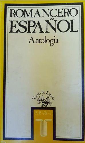 ROMANCERO ESPAÑOL. ANTOLOGIA                TEM014