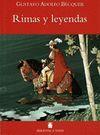 BIBLIOTECA TEIDE 004 - RIMAS Y LEYENDAS -GUSTAVO ADOLFO BÉCQER-