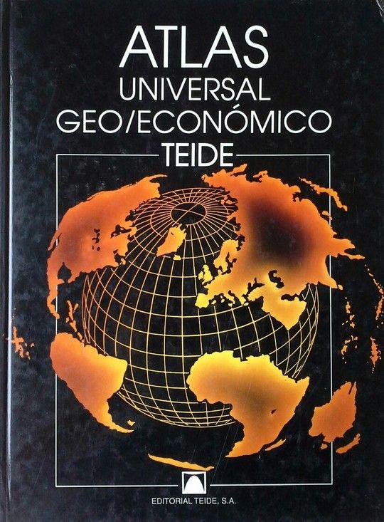 ATLAS UNIVERSAL GEO/ECONOMICO TEIDE