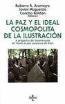 PAZ Y EL IDEAL COSMOPOLITA DE LA ILUSTRACION,LA.A PROPOSITO DEL BICENT