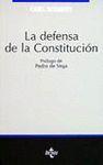 DEFENSA DE LA CONSTITUCION, LA