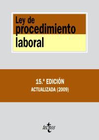 LEY DE PROCEDIMIENTO LABORAL
