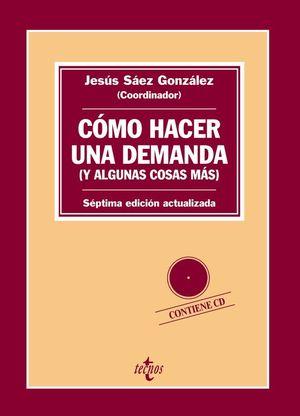 COMO HACER UNA DEMANDA (Y ALGUNAS COSAS MÁS) + CD