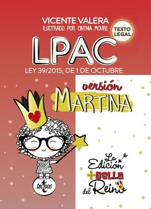 LPAC VERSIÓN MARTINA (TEXTO LEGAL)