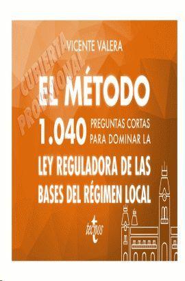 EL M�TODO 1040 PREGUNTAS CORTAS PARA DOMINAR