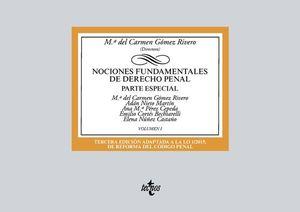 NOCIONES FUNDAMENTALES DE DERECHO PENAL:PARTE ESPECIAL