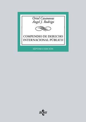 COMPENDIO DE DERECHO INTERNACIONAL PÚBLICO