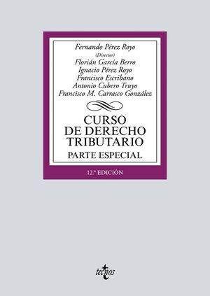 CURSO DE DERECHO TRIBUTARIO 2018
