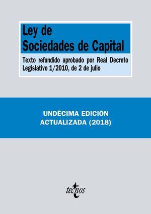 LEY DE SOCIEDADES DE CAPITAL 2018