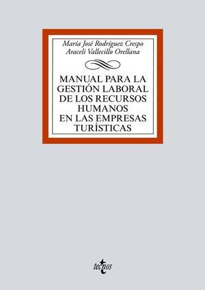 MANUAL PARA LA GESTIÓN LABORAL DE LOS RECURSOS HUMANOS EN LAS EMPRESAS TURÓISICA