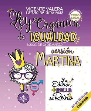 LEY ORGÁNICA DE IGUALDAD (VERSION MARTINA)