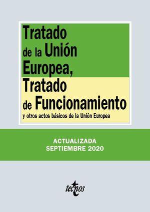 TRATADO DE LA UNIÓN EUROPEA, TRATADO DE FUNCIONAMIENTO