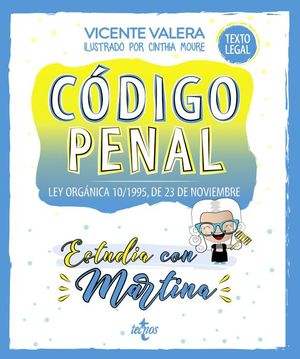 CÓDIGO PENAL. ESTUDIA CON MARTINA