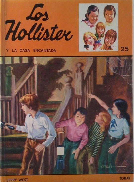 HOLLISTER Y LA CASA ENCANTADA, LOS